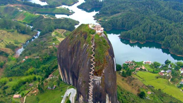 Is This The World's Most Scenic Place To Have A Drink?