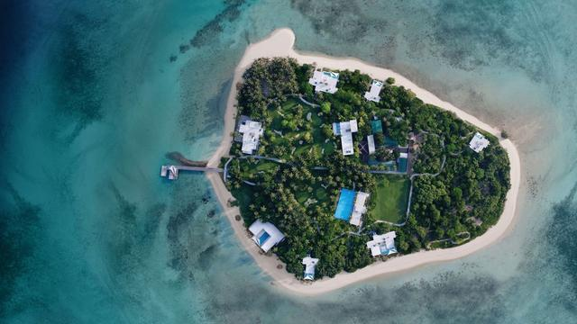 For Just $100,000 A Night, This New Private Island Can Be All Yours
