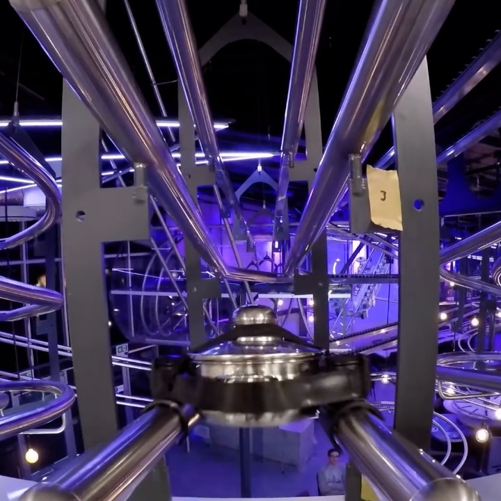 This Restaurant Created A Roller Coaster - For Food