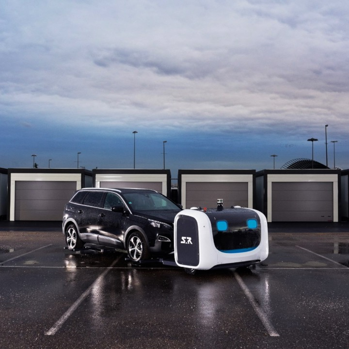 Meet Stan, The Robot That Can Park Your Car At The Airport