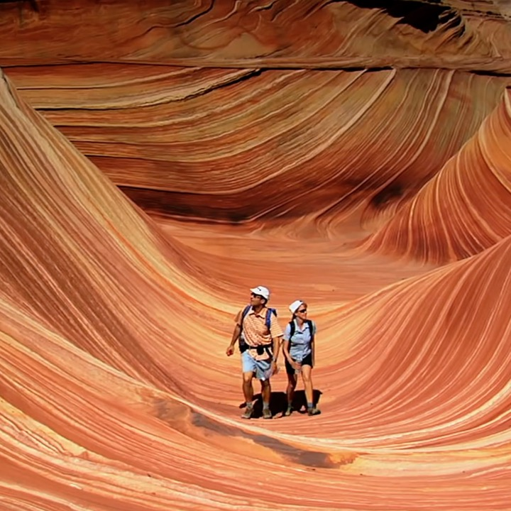 This Jurassic-age rock formation is so precious only 20 people are allowed to visit daily