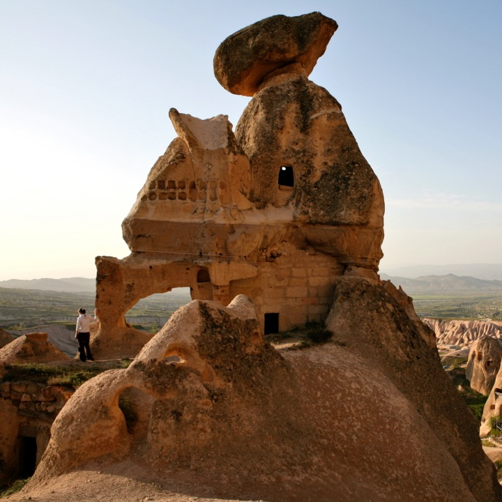 Want To Escape Earth? Just Go To Turkey's Cappadocia  Region