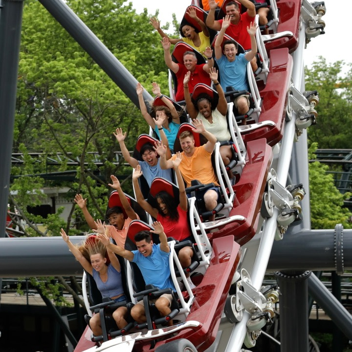 America's Newest Roller Coaster Goes From 0 to 78 MPH In 2 Seconds