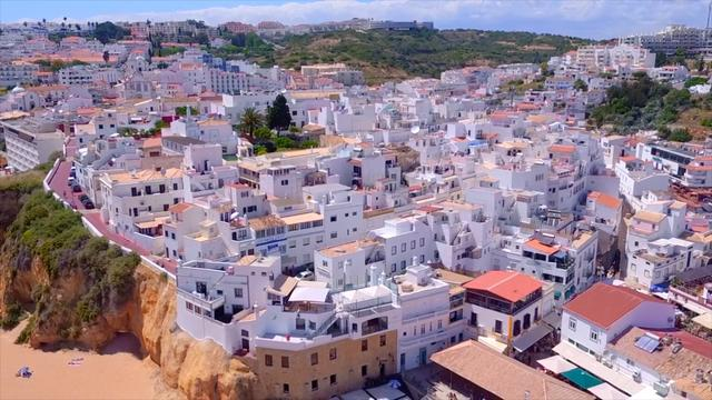 Daily Escape: Coastal city of Albufeira, Portugal