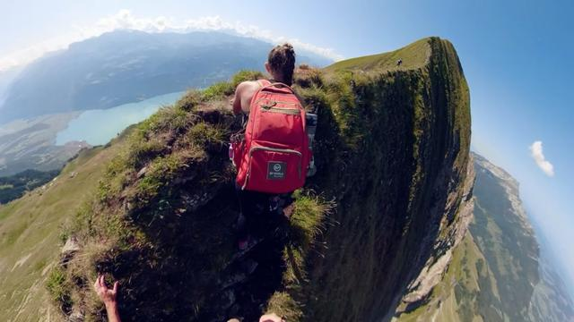 The world's scariest hike?