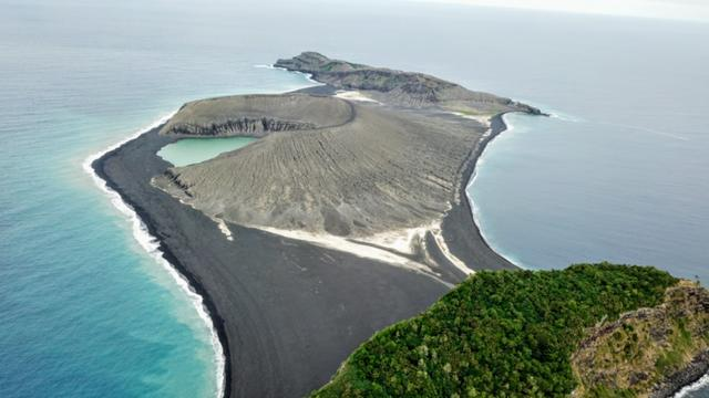The 5-year-old island that refuses to die