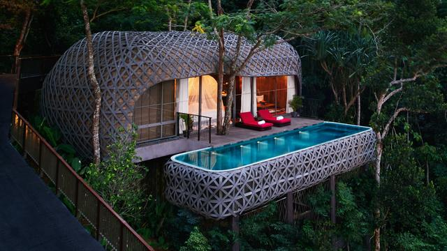 7 Unusual Hotels That Are Not On Land Or Water