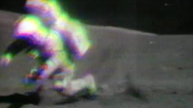 5 Times Apollo Astronauts Fell On The Moon