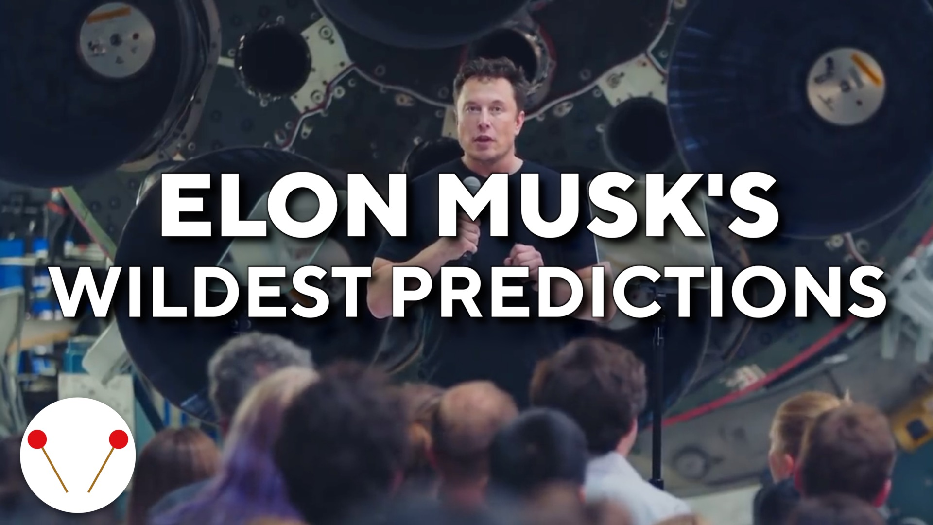 Elon Musk's 5 Wildest Predictions
