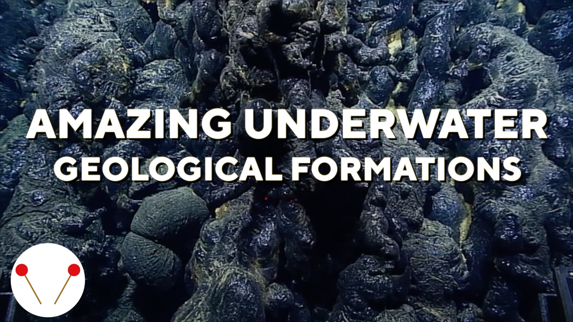 7 Amazing Underwater Geological Formations