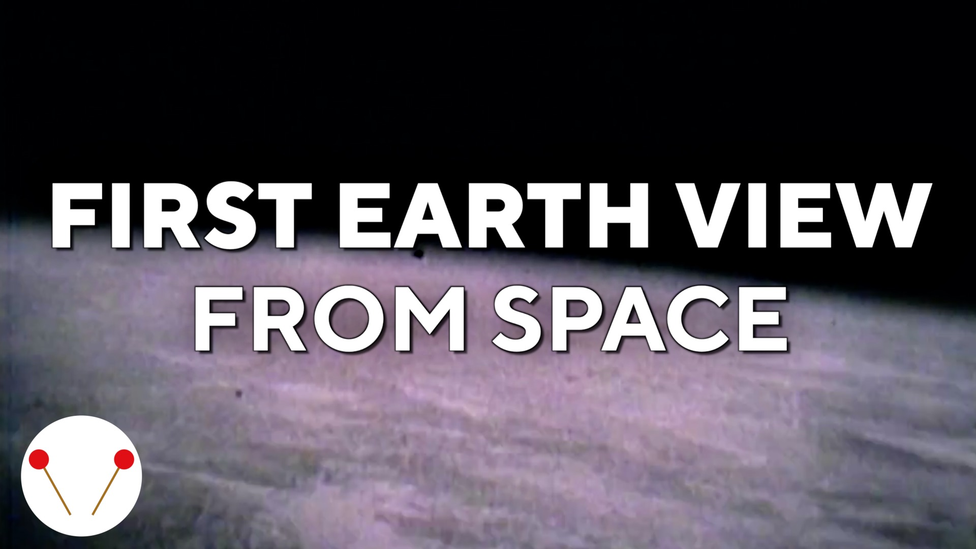 This first view of Earth from space was taken from a captured German missile #science