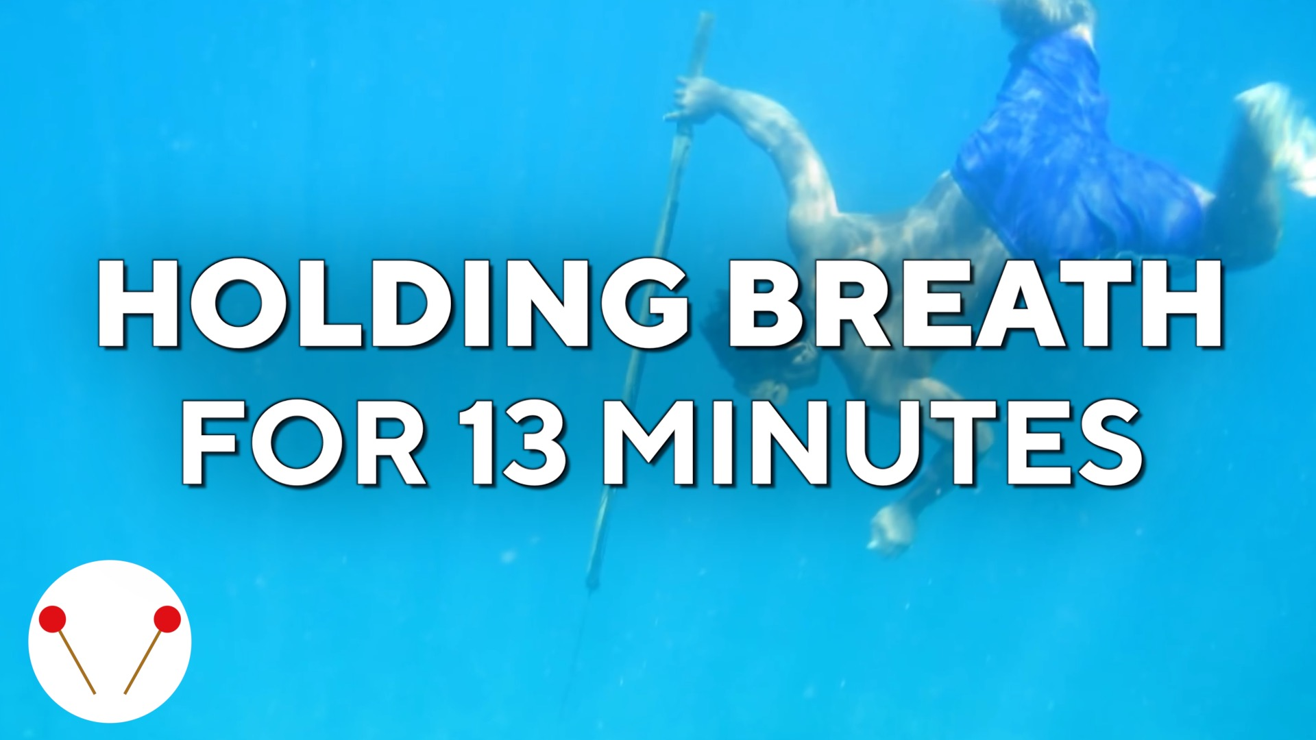 Genetic mutation lets this man hold breath underwater for 13 minutes